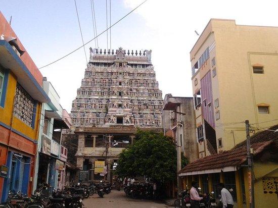 Chidambaram Nataraja Temple: Tillaiyampathi-Muralitharan photo