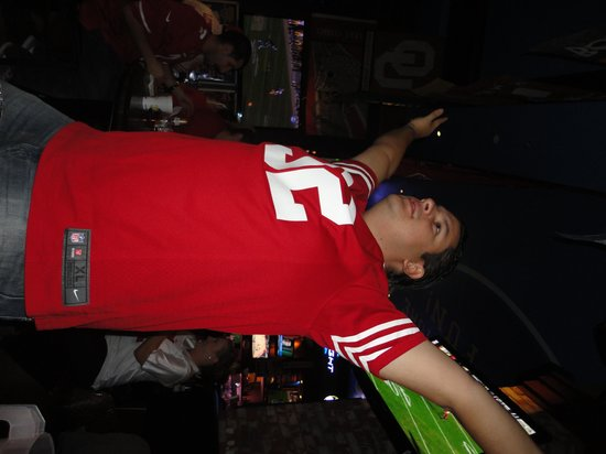 Blondies Sports Bar & Grill : Touchdown 49ers