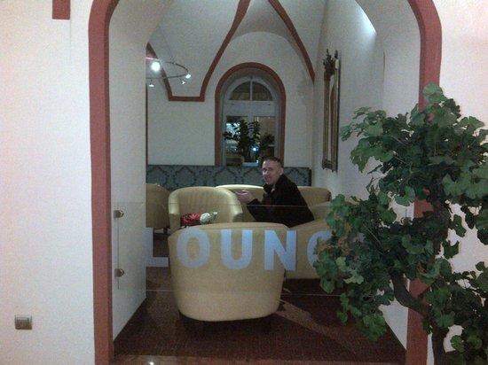 Hotel am Mirabellplatz: Lounge