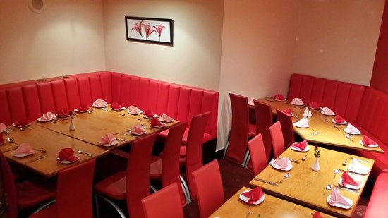 cheltenham balti: Function room