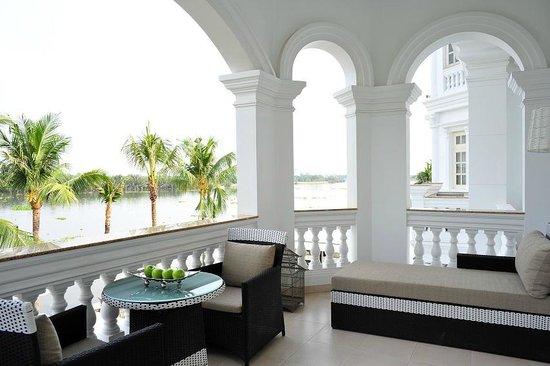 Villa Song Saigon: Balcony