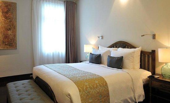Villa Song Saigon: Bed room