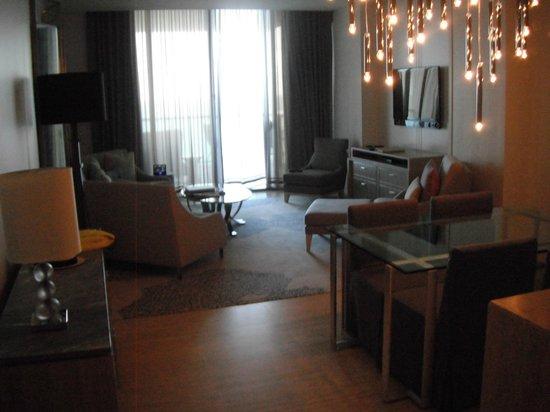 The St. Regis Bal Harbour Resort: Sala de estar