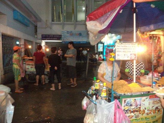 Khao San Road : OMG Pad thai was so yummy