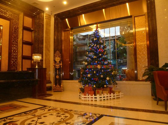 Windsor Plaza Hotel: Christmas