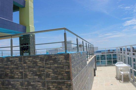 Cartagena Premium Hotel: Mirador