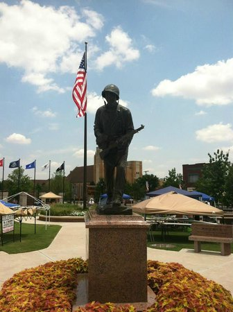 Hopkins County Veterans Memorial