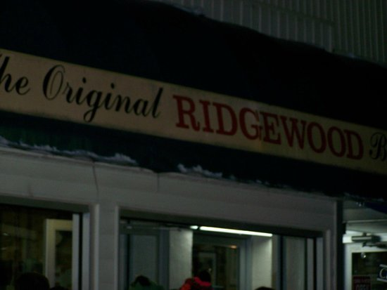 Ridgewood Barbecue: The Original...no fancy signs or advertising word of mouth...