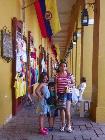 Hotel Las Américas Casa de Playa : ciudad antigua