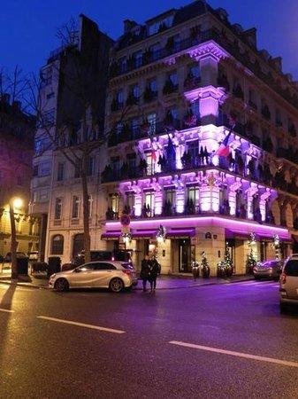 Hotel Baltimore Paris Champs-Elysées : Hotel Baltimore