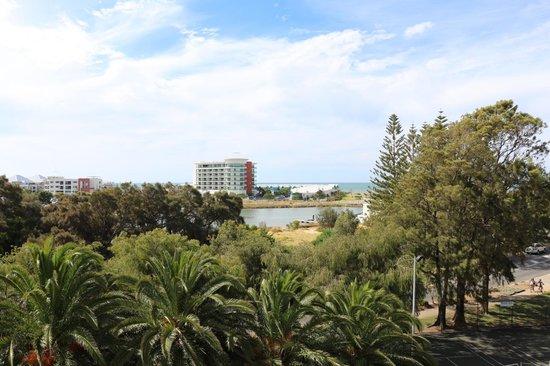 Atrium Resort Hotel Mandurah: View from balcony