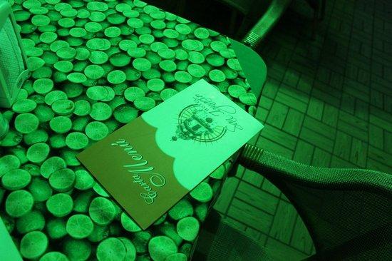هوتل بلازويلا سان إجناسيو: Restaurante