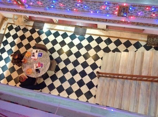 Gangaram Hotel and Guest House: Lobby