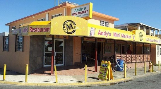 Andy's Liquor Store & Restaurant
