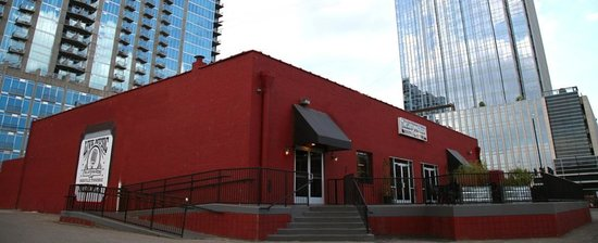 The Listening Room Cafe: Located downtown. Free valet parking!