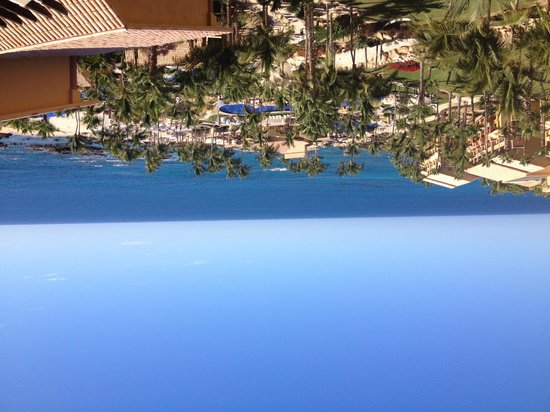 Grand Fiesta Americana Los Cabos All Inclusive Golf & Spa: Resort view from main building