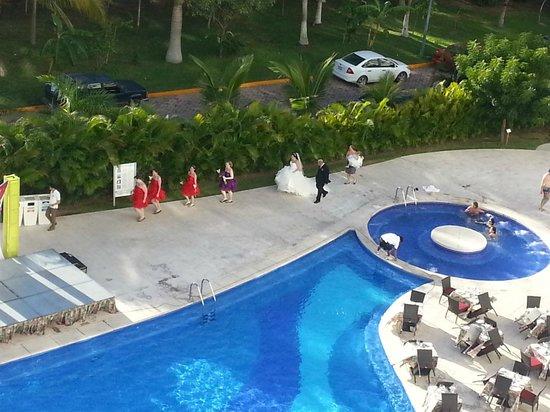 Dreams Villamagna Nuevo Vallarta: Wedding one day