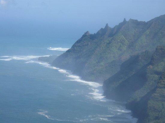 Air Ventures Hawaii -Tours : scenery