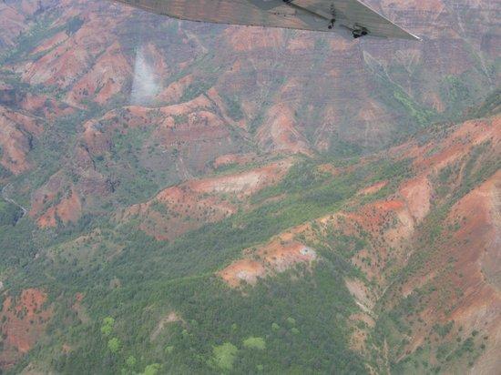 Air Ventures Hawaii -Tours : more scenery