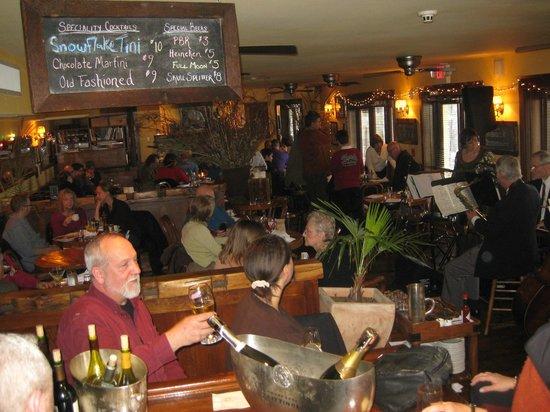 The Rhinecliff Restaurant: Sunday brunch