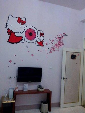 Wish-Dreaming B&B: 可愛的kitty房間