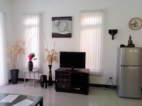 Pineapple Hills Resort: LCD TV
