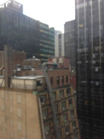 The London NYC: Вид из окна