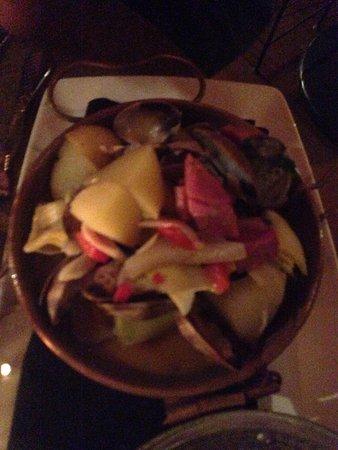 Taverna Tagaris: Clam app