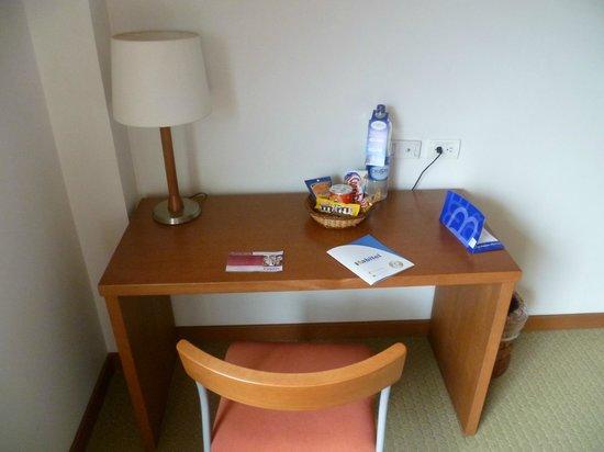 Habitel Hotel : habitacion