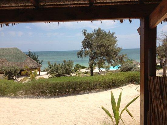 Hotel La Mira de Madio Rano: View from our patio