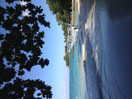 Sandals Royal Plantation : East beach