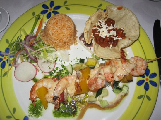 Grand Park Royal Cozumel : Mexican Restaurant.