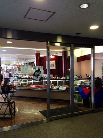 JMS Aster Plaza Hiroshima International Youth House : restaurant  レストラン