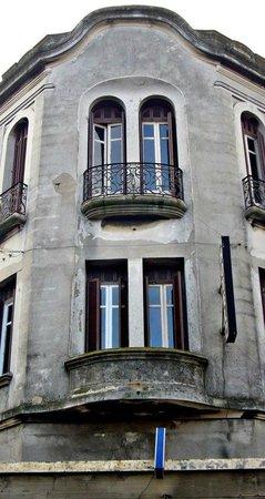 Splendido Hotel : fachada del edificio Proa