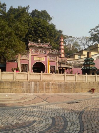 A-Ma Temple (Ma Kok Miu): AM-A Temple