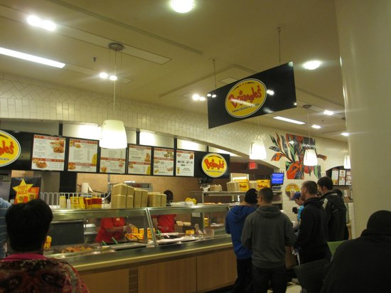 Union Station: Bogangles Chicken