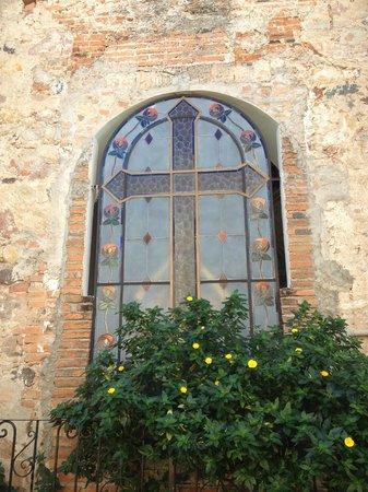 La Iglesia de Nuestra Senora de Guadalupe: Church of Our Lady of Guadalupe