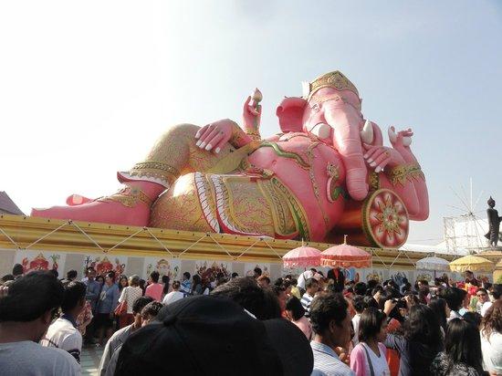 Wat Saman Rattanaram Temple: Wat Saman Rattanaram