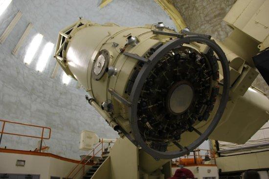 McDonald Observatory : Harlan J Smith Telescope