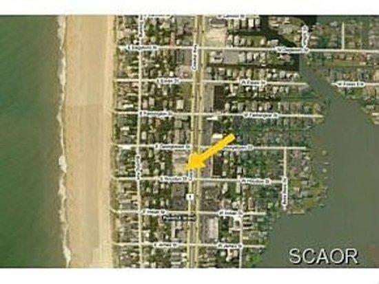 Seaside Inn: Aerial view