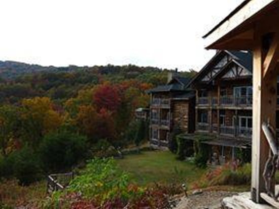 The Lodge at Buckberry Creek: Rooms with mountain views