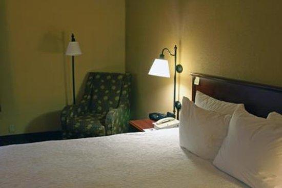 Hampton Inn Lagrange near Callaway Gardens: The chair beside the bed