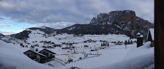 Hotel Miravalle: scuola sci e impianti raggiungibili direttamente dalla sky room