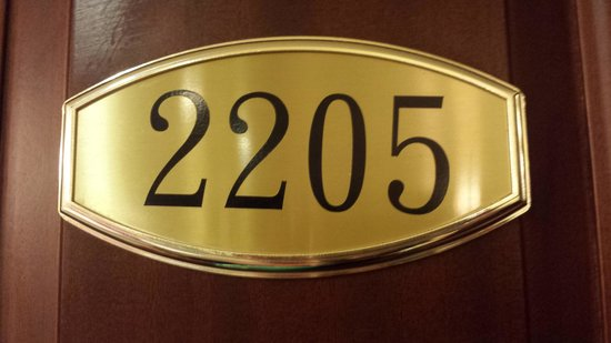 Ming Ging Farm: Our room 2205
