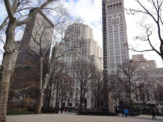 Madison Square Park : Madison Square