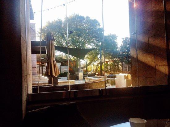 Bardessono: Inside Lucy for breakfast