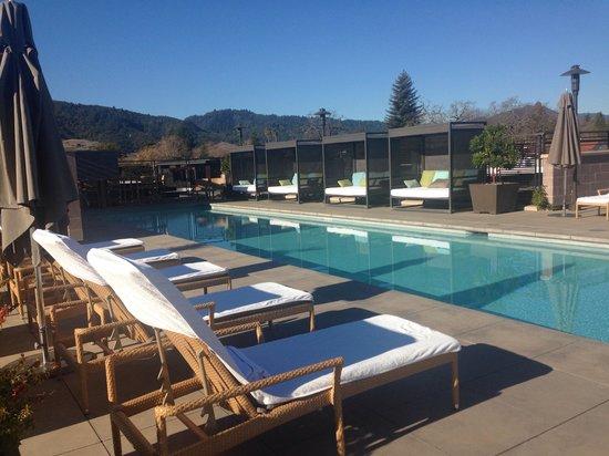 Bardessono : The pool