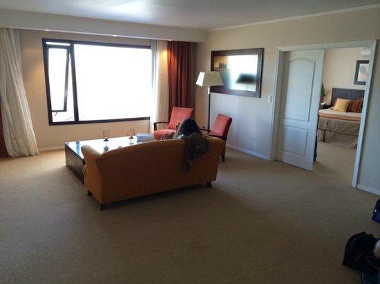 Xelena Hotel & Suites: suite deluxe