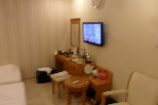 Silverland Sil Hotel & Spa: Room