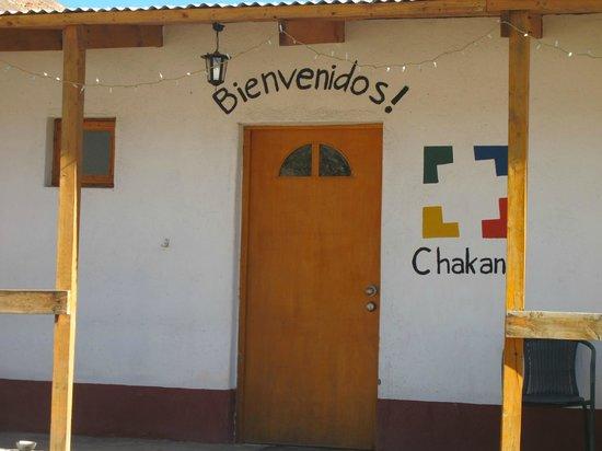 Hotel La Chakana : Домик рисепшена